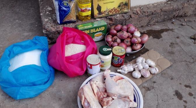 Iftar in Gambia / Ramadan 2017 – 20€ für ein Paket