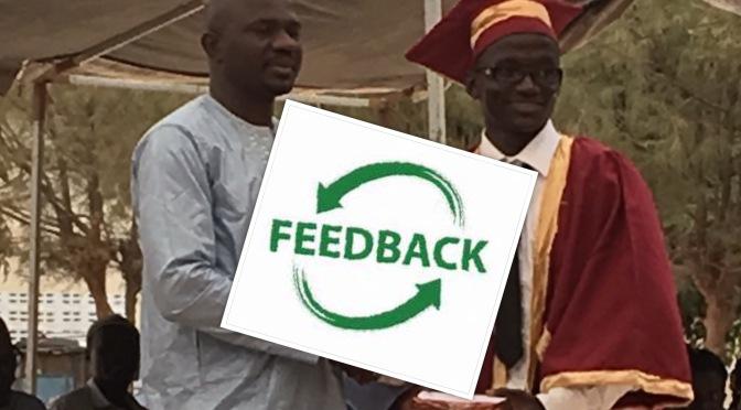 """Reaktion auf den Artikel """"Studieren in Gambia"""""""